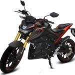 Yamaha Xabre Warna Hitam Merah