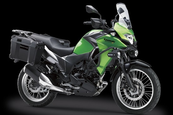 Versys-X 250 motor touring adventure