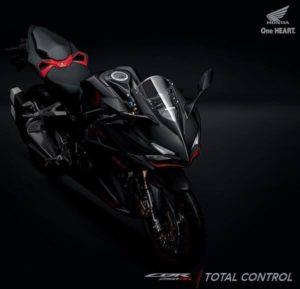 All New Honda CBR250RR 2016