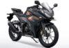Honda CBR150R hitam ABS