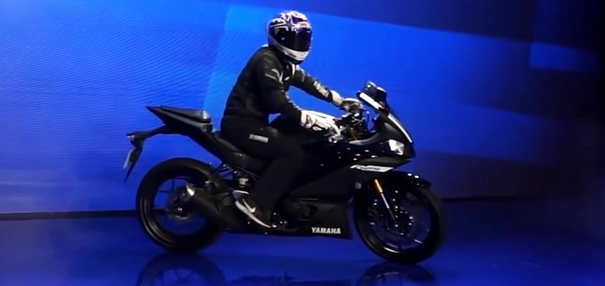New Yamaha R25 2019 black matte