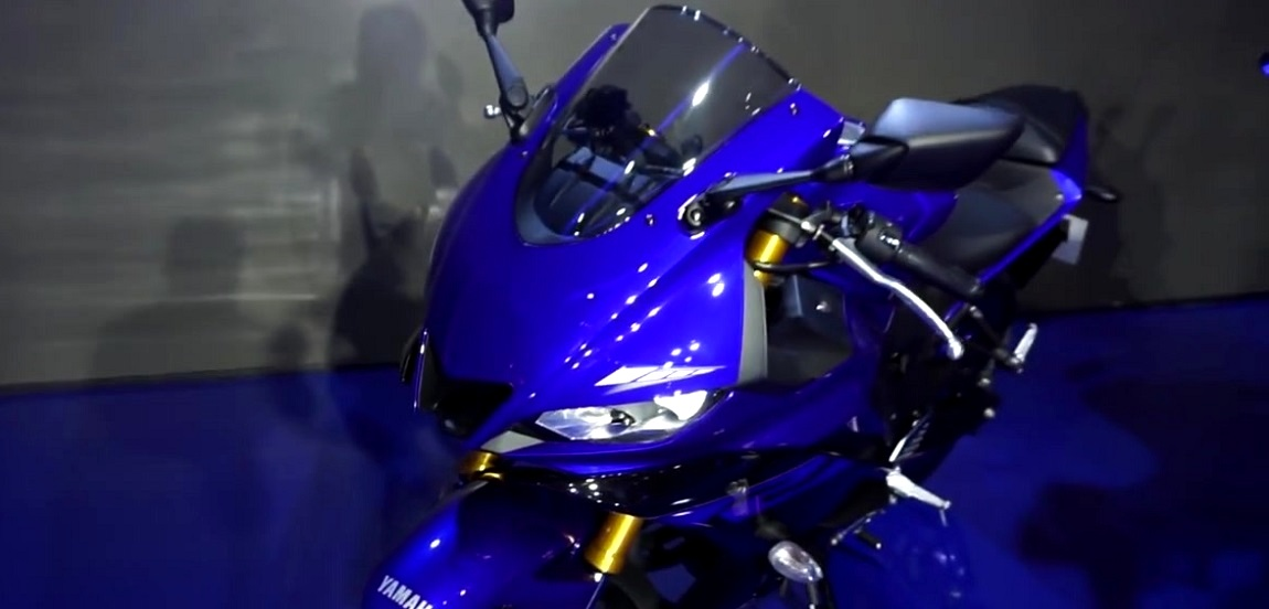 New Yamaha R25 2019 lampu headlights sipit