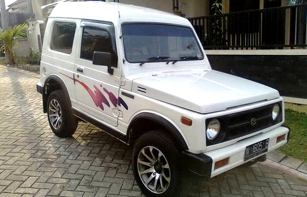 Katana mobil bekas murah 40 jutaan
