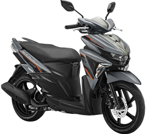 Motor matic bagasi muat helm ALL NEW SOUL GT AKS