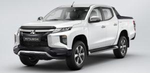 New Mitsubishi Triton L200 Facelift 2019 sport bar dan aksesoris