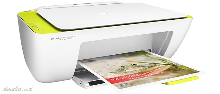harga HP DeskJet Ink Advantage 2135 printer termurah