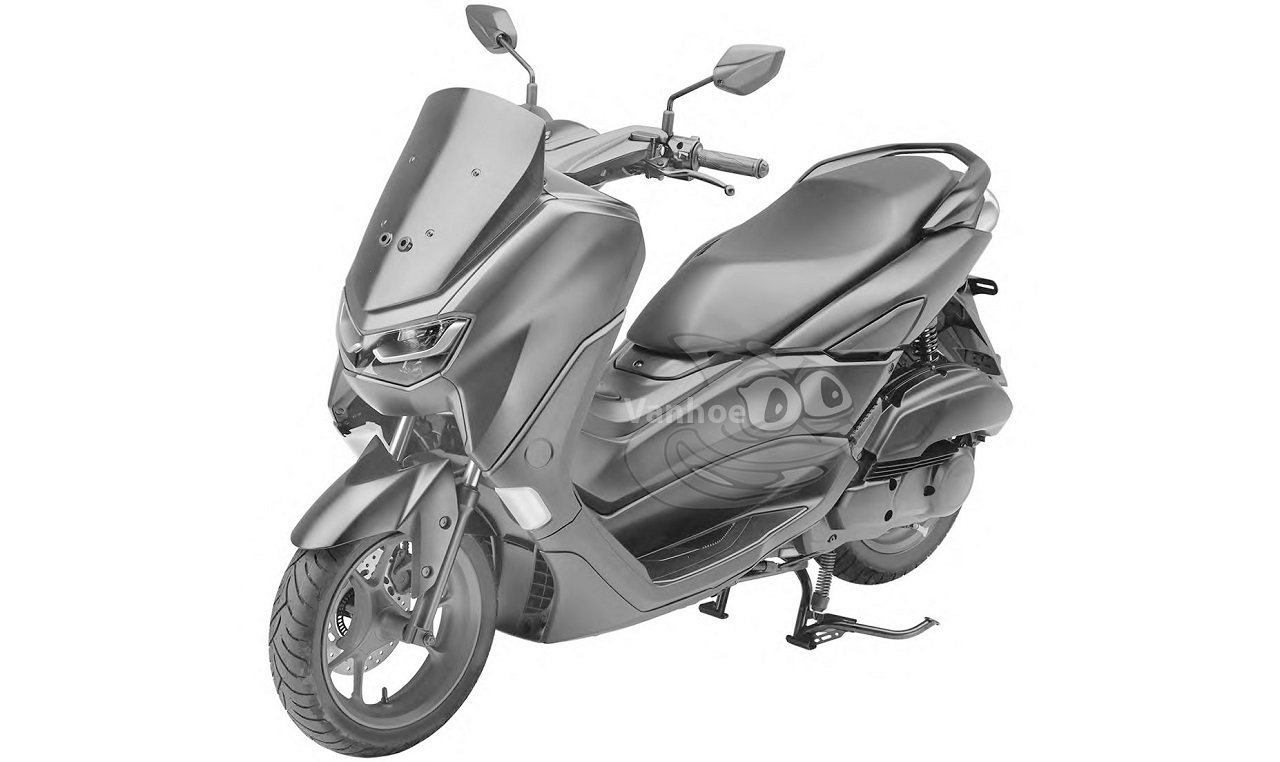 All new Yamaha NMax 2019 2020 lebih modern