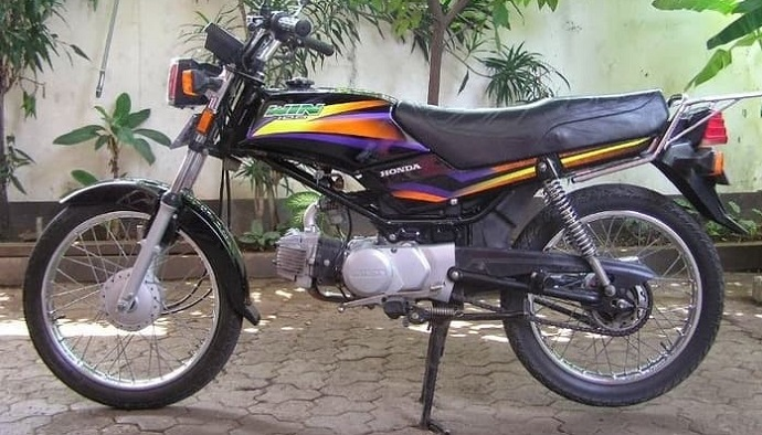 Mesin Honda Win