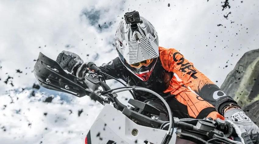 DJI Osmo Action untuk motovlog