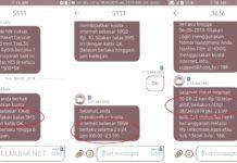 paket murah Telkomsel modal jempol