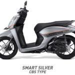 Honda Genio Smart Silver CBS