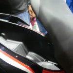 Behel handle pegangan bocenger Motor Honda ADV150