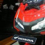 Dual LED headlights Motor Honda ADV150