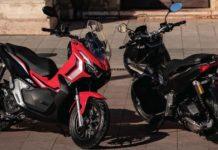 Honda ADV150 2019