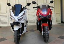 Honda ADV150 vs Honda PCX Via Pertamax7