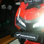 Lampu depan LED Motor Honda ADV150