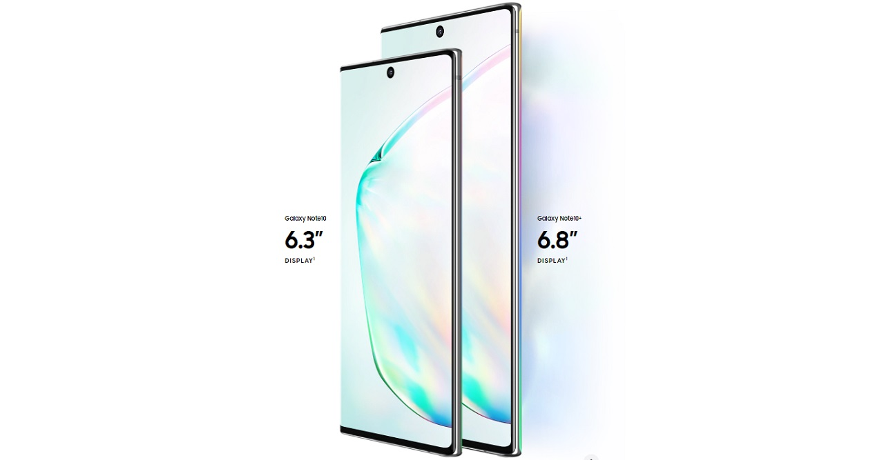 Galaxy Note10 dan Note10 plus