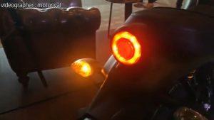 Lampu rem Yamaha XSR155