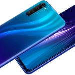 Xiaomi Redmi note 8 warna neptune blue
