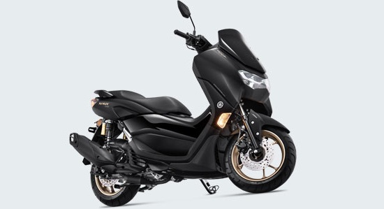 All New NMax 2020 front