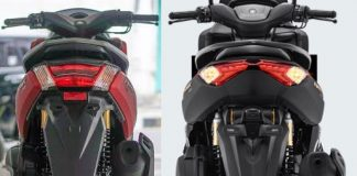 All New Yamaha NMAX 155 baru vs NMAX 155 lama