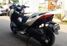 Fitur unggulan Yamaha XMAX 250