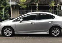Kelebihan Honda Civic FB