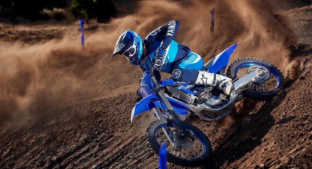Motocross build up kompetisi Yamaha