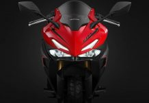 All New Honda CBR150R 2021 dari depan