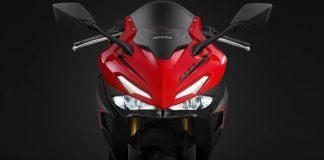 All New Honda CBR150R 2021 dari depan