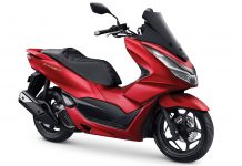 Harga Aksesoris Honda PCX160 2021